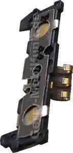 Seitenschalter Siemens SK65 Original, Schalter für seitliche Tasten