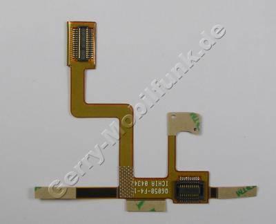 Flexkabel LCD-Anschluß Siemens CF62 original Flachbandkabel zum Anschluß vom LCD-Modul