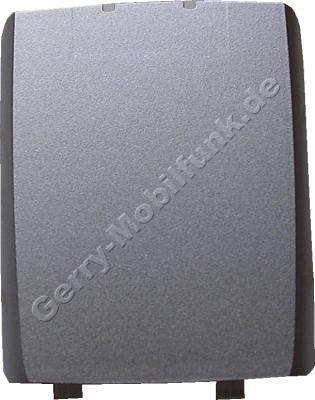Akkufachdeckel Siemens A75 original silber