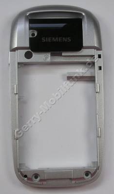 Unterschale Tastatur Siemens CF75 original pearl black/schwarz