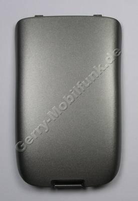 Akkufachdeckel Siemens S45 titan Silber