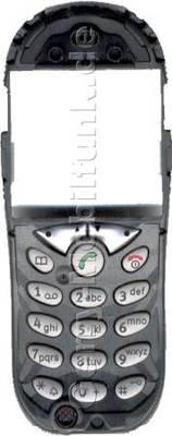 Gehäuserahmen Siemens C45 original incl. Mikrofon, Lautsprecher und Tastenmatte