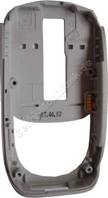 Gehäuseunterteil Slide Siemens SL55 beige incl. Seitenschalter, Lautstärkeschalter, Lautstärketasten, Infrarotfenster