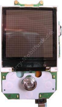Flexkabel incl. LCD-Display Siemens SL65  plus  Joystickschalter