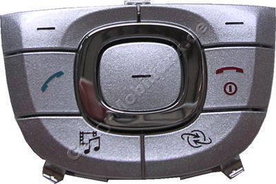 Tastenmatte Schieber Siemens SL75 original silber