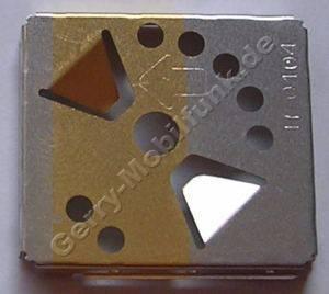 Shielding Lautsprecher Siemens SX1 original Abdeckung Lautsprecher