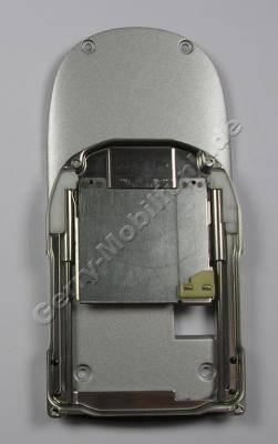 Schiebemechanik silber Siemens SL75 original Slider mit Federmechanismus