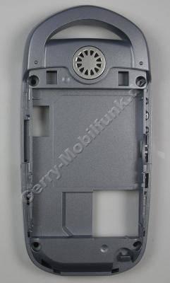 Unterschale Tastatur blue pearl Siemens CFX65 original Cover Gehäuseträger, Gehäuserahmen