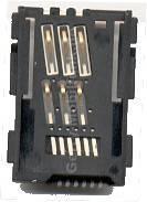Simkartenleser Siemens C25 Original