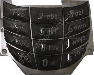Tastenmatte Siemens SL55 titan Original