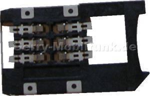 Simkartenhalter Siemens C65 Original Siemens