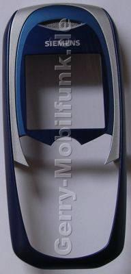 Oberschale Siemens C65 blau original Cover