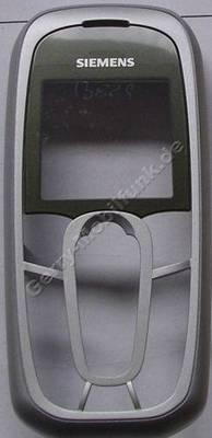 Gehäuseoberteil Siemens CT65 Original fadded grey/ grau (Gehäuseoberschale) (cover)