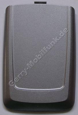 Akkufachdeckel Siemens CX75 Original silber