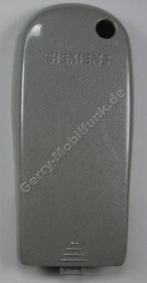 Akkufachdeckel Siemens MT50 Original Silbergrau Batteriefachdeckel