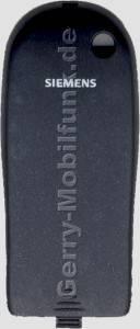 Akkufachdeckel Siemens C45 schwarz Original Batteriefachdeckel