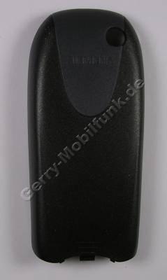 Akkufachdeckel Siemens C55 african grey Original Batteriefachdeckel grau, anthraziz/schwarz