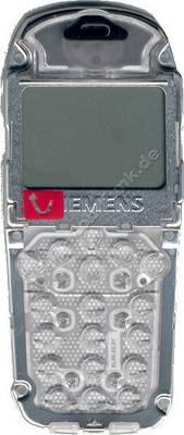 LCD-Display Siemens C55 incl. Metalrahmen, Lautsprecher und Tastaturmodul (Ersatzdisplay)