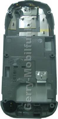 Gehäuseträger, unterer Gehäuserahmen Siemens A52 Original biscaya Back Cover mit Mikrofon und interner Antenne