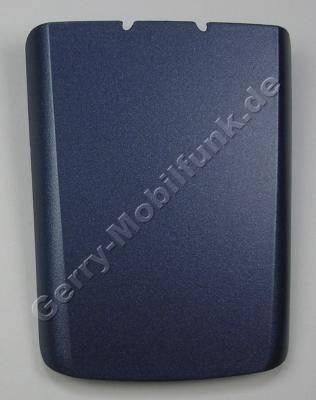 Akkufachdeckel Siemens A62 blau original Batteriefachdeckel blue
