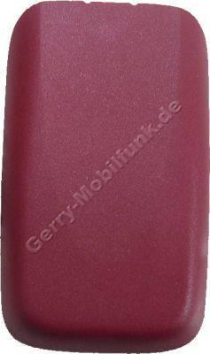 Akkufachdeckel Siemens C62 rot Original