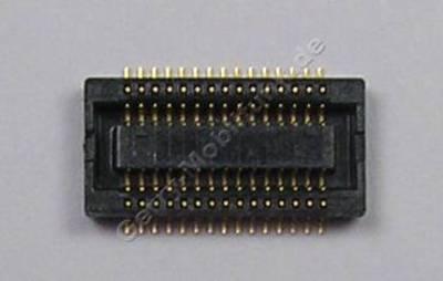 Board Konnektor für Siemens CF62  (Connector, Buchse der Platinenverbindung zum einlöten)