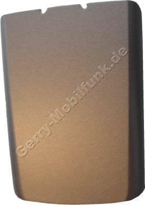 Akkufachdeckel Siemens A65 mystery silver silber Original