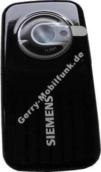 Akkufachdeckel Siemens SF65 onyx schwarz Original