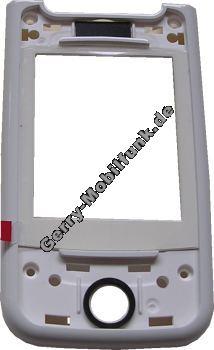 Oberschale Displaygehäuse Siemens SF65 polar weiß Original Cover