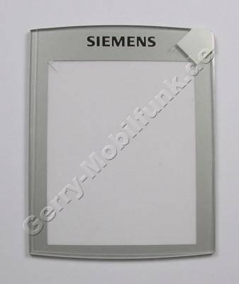 Displayscheibe Siemens SF65 Original Displayglas