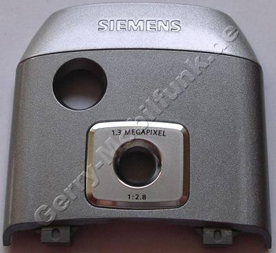 Antennengehäuse silber Siemens CX75 Original