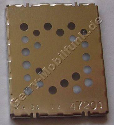 Abschirmblech Kamera-elektronik Siemens C75 Original