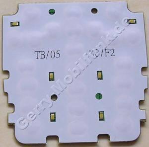 Tastaturmodul Siemens S75 Original MMI-Board, Tastaturplatine
