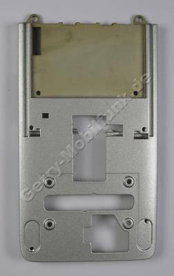Unterschale silber BenQ-Siemens EL71 Original C-Cover Träger Schieber, Slidecover