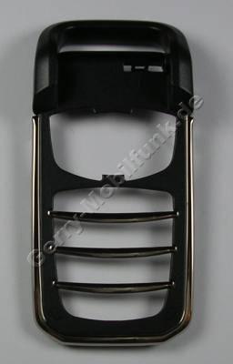 Oberschale Unterteil original Siemens CF62 silber/schwarz, Tastaturoberschale, Cover