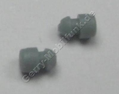 2 Stück Gummipuffer Siemens CFX65 original Abstandshalter und Bremse der Klappe