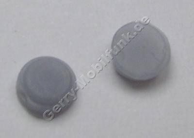 2 Stück Gummipuffer pearl blue Siemens CFX65 original Schraubenabdeckung und Gummipuffer